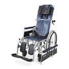 RR42-NB フルリクライニング自走用車椅子(RR40-NBの後継商品) カワムラサイクル
