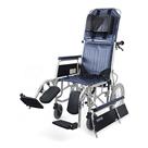 RR43-NB フルリクライニング介助用車椅子(RR41-NBの後継商品) カワムラサイクル