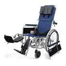 RR52-DNB フルリクライニング自走用車椅子(RR50-DNBの後継商品) カワムラサイクル