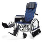 RR52-N フルリクライニング自走用車椅子(RR50-Nの後継商品) カワムラサイクル