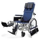 RR52-NB フルリクライニング自走用車椅子(RR50-NBの後継商品) カワムラサイクル
