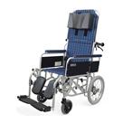 RR53-DNB フルリクライニング介助用車椅子(RR51-DNBの後継商品) カワムラサイクル