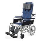 RR53-NB フルリクライニング介助用車椅子(RR51-NBの後継商品) カワムラサイクル