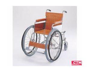 ST-2 スチール自走式車椅子(背固定)