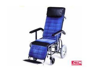フルリクライニング車椅子1型 フルリクライニング車椅子(手動・背・足・連動)