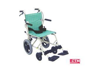 KA6 簡易車椅子、旅行用車椅子「旅ぐるま」