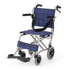 KA4-N 簡易車椅子、旅行用車椅子「旅ぐるま」 カワムラサイクル