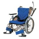 KZ20-38-SSL KZ20-40-SSL KZ20-42-SSL アルミフレーム自走用車椅子(低床型簡易モジュール) カワムラサイクル
