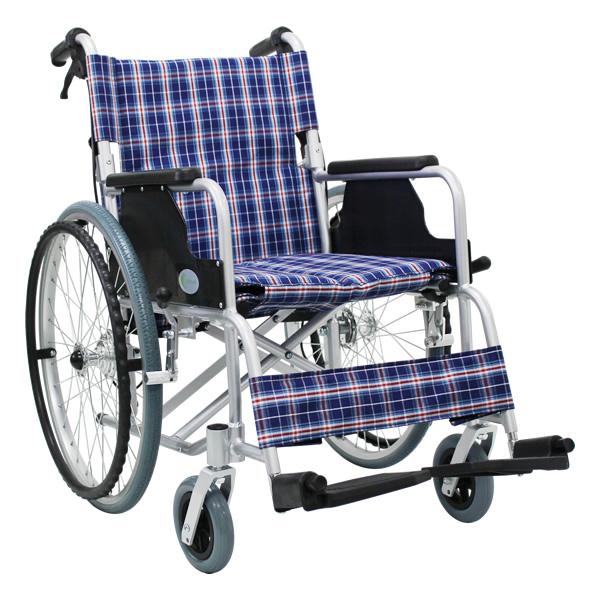 CUYFWC-980 アルミ製自走式車椅子