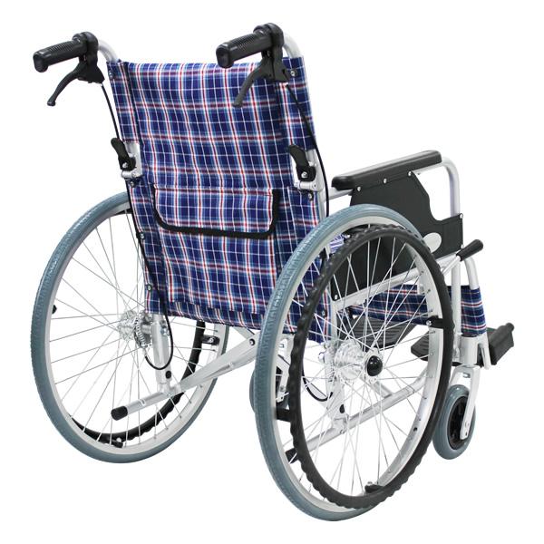 CUYFWC-980アルミ製自走式車椅子