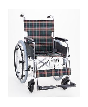 KS20 アルミ製自走式車椅子・セレクト20