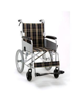 KI-35 アルミ製介助式車椅子