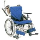 KZ20-38-LO KZ20-40-LO KZ20-42-LO 低床型簡易モジュール車いす 自走兼介助用  カワムラサイクル